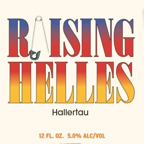 Raising Helles Logo
