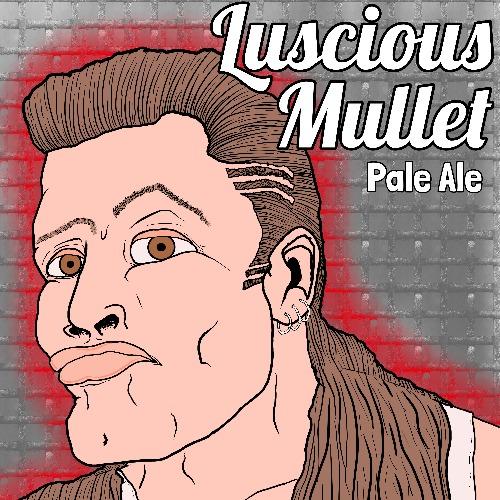 Luscious Mullet Logo