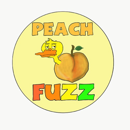 Peach Fuzz Logo