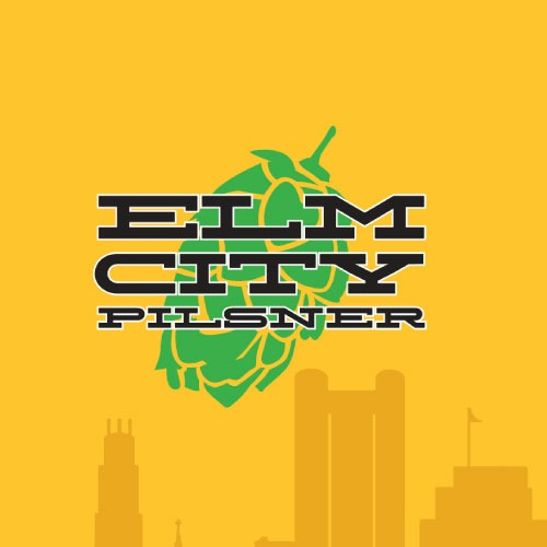 Elm City Pilsner Logo