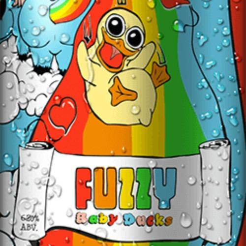 Fuzzy Baby Ducks Logo