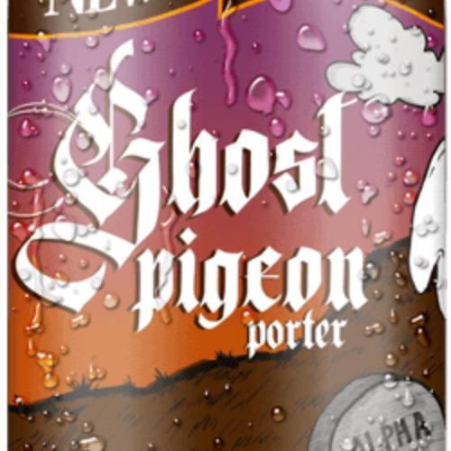 Ghost Pigeon Logo