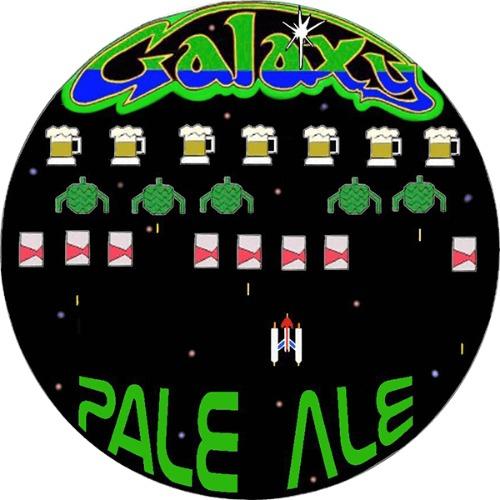 Galaxy Pale Ale Logo