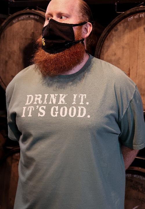 Drink It. It's Good Moss Tee