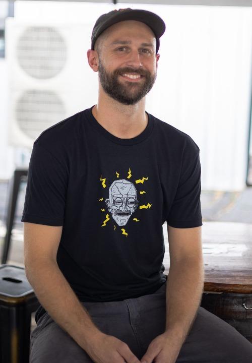 Black G-Bot T Shirt
