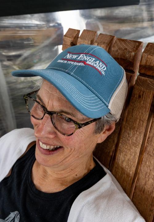 Swoosh Trucker Hat