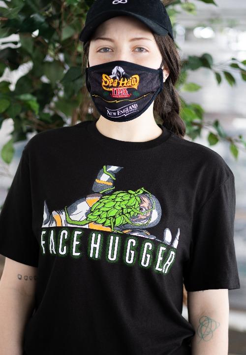 Facehugger Tee