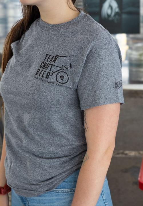 2021 Team Craft Beer Grey T-Shirt