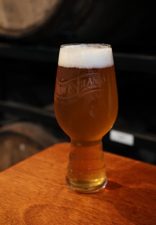 NEBCO Swoosh IPA Etched Glass