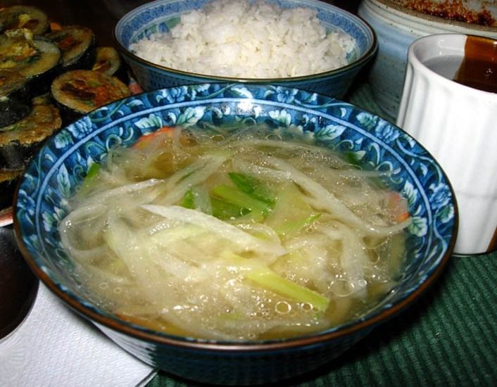 Korean Radish Soup